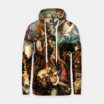 Thumbnail image of The Fall of the Rebel Angels Hoodie, Live Heroes