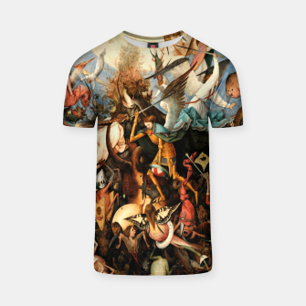 Miniatur The Fall of the Rebel Angels T-shirt, Live Heroes