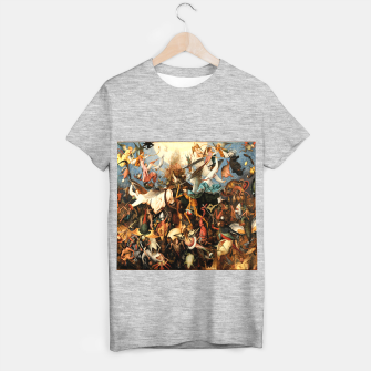 Miniatur The Fall of the Rebel Angels T-shirt regular, Live Heroes