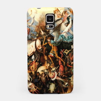 Miniatur The Fall of the Rebel Angels Samsung Case, Live Heroes