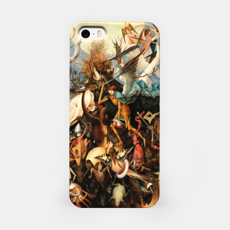 Miniatur The Fall of the Rebel Angels iPhone Case, Live Heroes