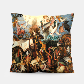 Miniatur The Fall of the Rebel Angels Pillow, Live Heroes