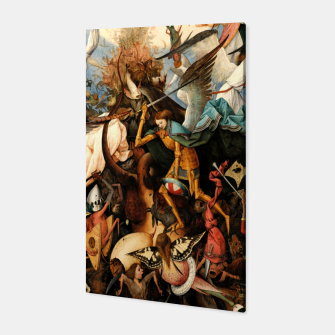 Miniatur The Fall of the Rebel Angels Canvas, Live Heroes