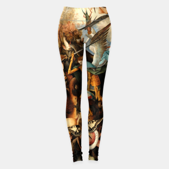 Miniatur The Fall of the Rebel Angels Leggings, Live Heroes