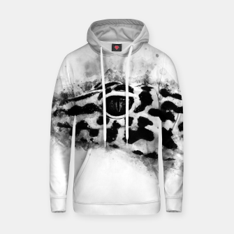 Thumbnail image of Leopard Gecko p2bw Hoodie, Live Heroes