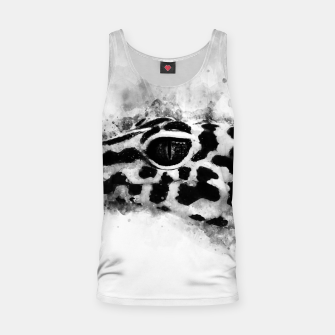 Thumbnail image of Leopard Gecko p2bw Tank Top, Live Heroes