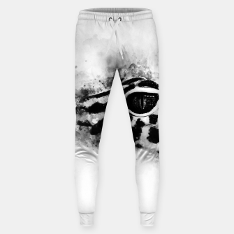 Thumbnail image of Leopard Gecko p2bw Sweatpants, Live Heroes