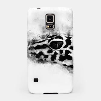 Thumbnail image of Leopard Gecko p2bw Samsung Case, Live Heroes