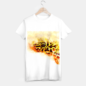 Thumbnail image of Leopard Gecko p2std T-shirt regular, Live Heroes