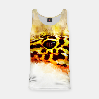 Thumbnail image of Leopard Gecko p2std Tank Top, Live Heroes