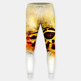 Thumbnail image of Leopard Gecko p2std Sweatpants, Live Heroes