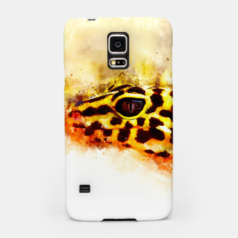 Thumbnail image of Leopard Gecko p2std Samsung Case, Live Heroes