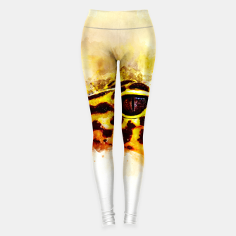 Thumbnail image of Leopard Gecko p2std Leggings, Live Heroes