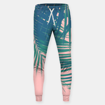 Thumbnail image of Palm Leaves Blush Summer Vibes #2 #tropical #decor #art Hosen, Live Heroes