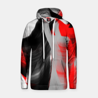 Miniatur dancing abstract digital painting Hoodie, Live Heroes