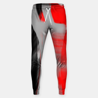 dancing abstract digital painting Sweatpants thumbnail image