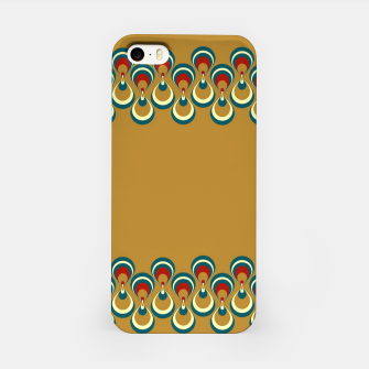 Thumbnail image of Vintage paon on beige Carcasa por Iphone, Live Heroes