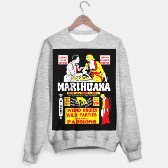 Thumbnail image of Marihuana (1936) Sweater regular, Live Heroes