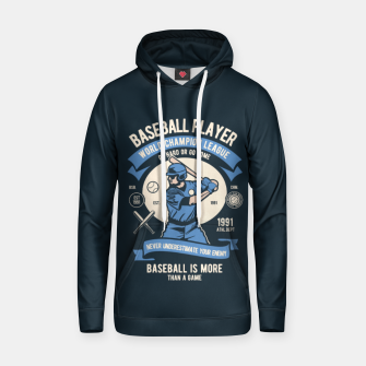 Thumbnail image of BASEBALL PLAYER - World Champion League. Hoodie, Live Heroes