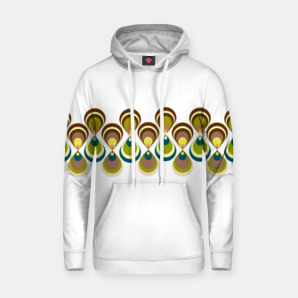 Thumbnail image of Vintage paon on white 2 Sudadera con capucha, Live Heroes