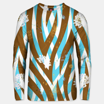 Thumbnail image of Floral Rivers Unisex sweater, Live Heroes