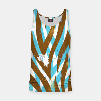 Thumbnail image of Floral Rivers Tank Top, Live Heroes