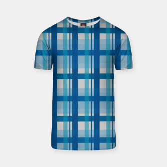 Miniatur Blue Scottish Style  Camiseta, Live Heroes