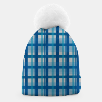 Miniatur Blue Scottish Style  Gorro, Live Heroes