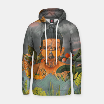 Thumbnail image of Animals in the jungle Hoodie, Live Heroes
