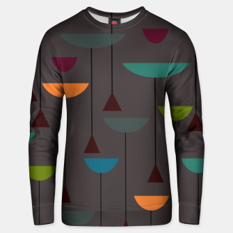 Thumbnail image of zappwaits retro Unisex sweater, Live Heroes