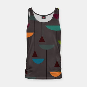 Thumbnail image of zappwaits retro Tank Top, Live Heroes