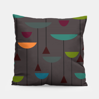 Thumbnail image of zappwaits retro Pillow, Live Heroes