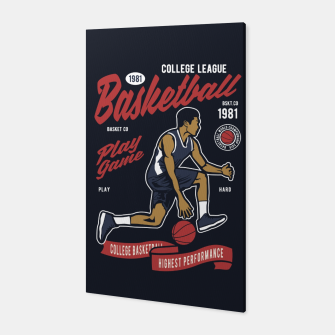 Thumbnail image of Basketball College League by ANIMOX Canvas, Live Heroes