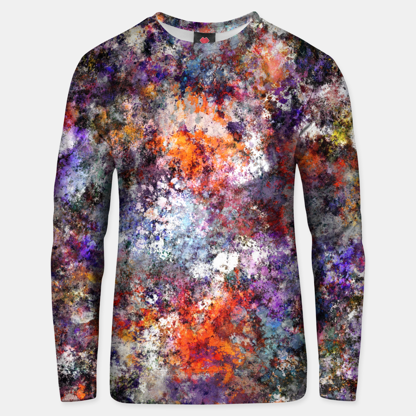 Image of The warm cinders Unisex sweater - Live Heroes