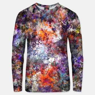 The warm cinders Unisex sweater obraz miniatury
