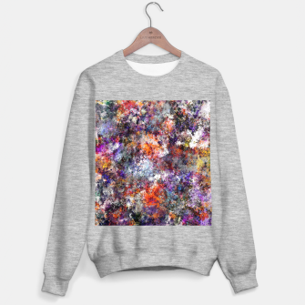 The warm cinders Sweater regular obraz miniatury