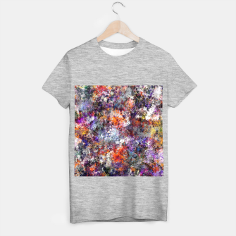 The warm cinders T-shirt regular obraz miniatury