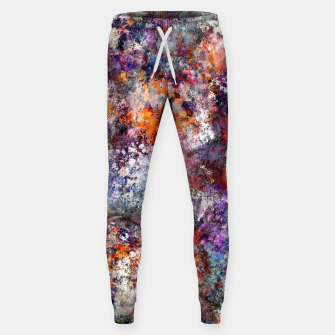 Thumbnail image of The warm cinders Sweatpants, Live Heroes