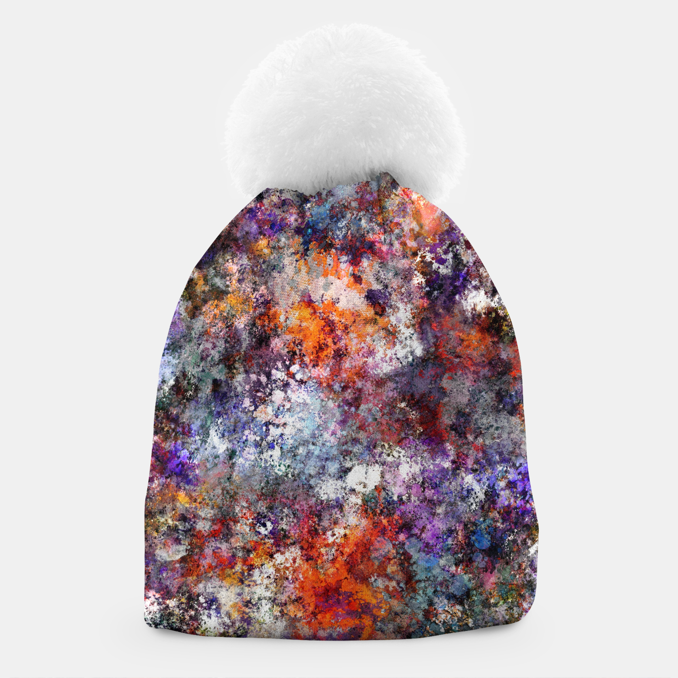 Image of The warm cinders Beanie - Live Heroes