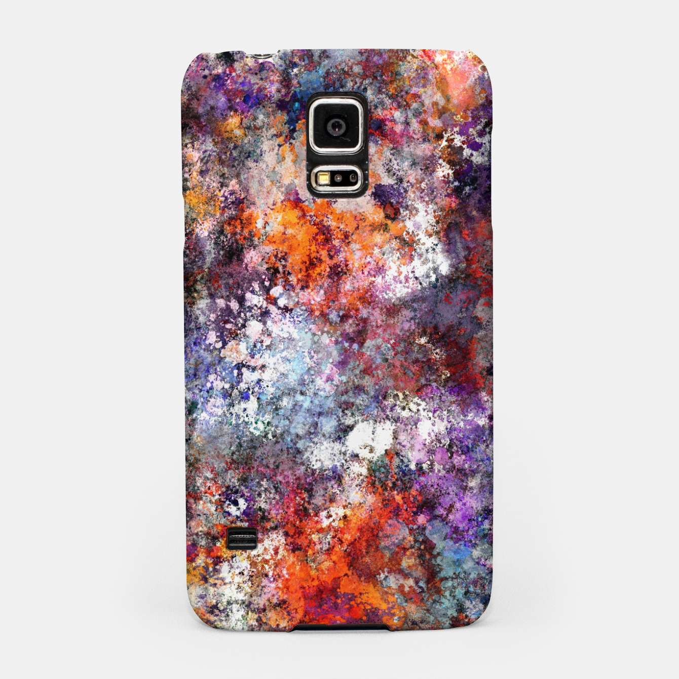 Image of The warm cinders Samsung Case - Live Heroes