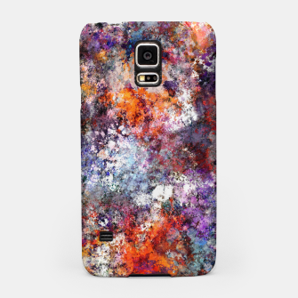 The warm cinders Samsung Case obraz miniatury