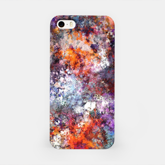 Miniature de image de The warm cinders iPhone Case, Live Heroes