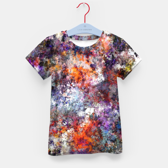 Thumbnail image of The warm cinders Kid's t-shirt, Live Heroes