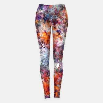 Miniaturka The warm cinders Leggings, Live Heroes