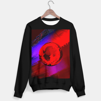 Thumbnail image of Red heart ache Bluza standard, Live Heroes