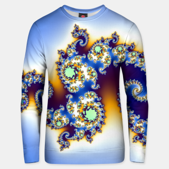 Thumbnail image of Fractal 4 Unisex sweater, Live Heroes