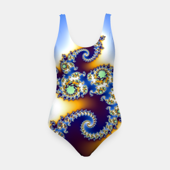 Thumbnail image of Fractal 4 Swimsuit, Live Heroes