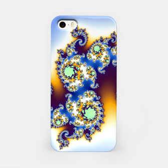 Thumbnail image of Fractal 4 iPhone Case, Live Heroes