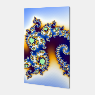 Thumbnail image of Fractal 4 Canvas, Live Heroes