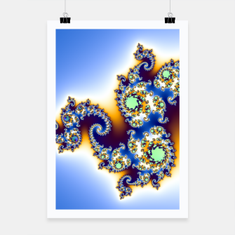 Thumbnail image of Fractal 4 Poster, Live Heroes
